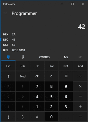 Announcing the Open Sourcing of Windows Calculator