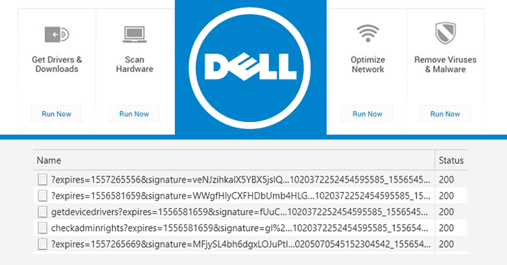 Pre-Installed Software Flaw Exposes Most Dell Computers to Remote Hacking