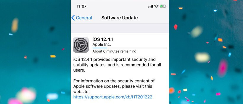DigTec - Apple Update to Patch 'Jailbreak' Flaw
