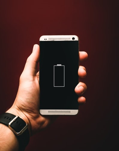 DigTec - Low Mobile battery