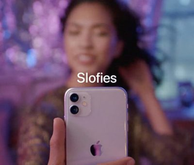 Apple applies for trademark on 'Slofie'