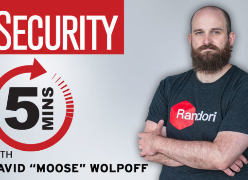 """5 minutes with David """"moose"""" Wolpoff"""