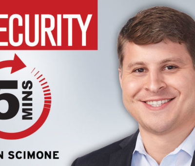 5 minutes with John Scimone, CSO, Dell Technologies, on how to navigate a culture of security convergence