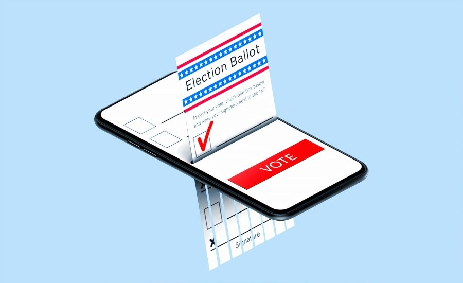 Potential voter privacy issues in Biden campaign app
