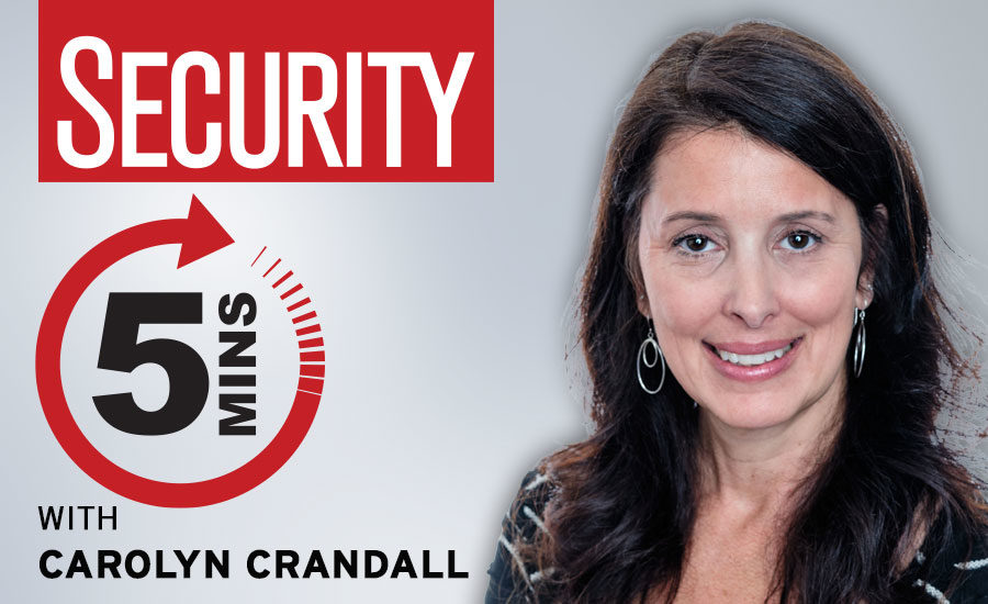 5 minutes with Carolyn Crandall – Detecting and preventing insider threat attacks
