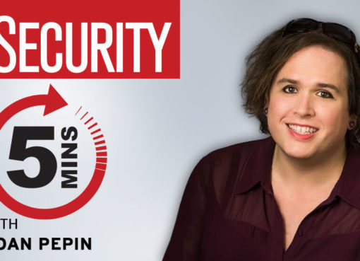 5 minutes with Joan Pepin – Diversity in cybersecurity