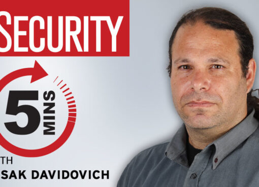 5 minutes with Issak Davidovich – Creating vehicle cybersecurity standards