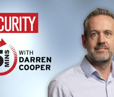 5 minutes with Darren Copper – Organizations are fighting a daily battle against data loss
