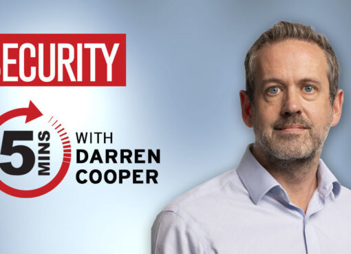 5 minutes with Darren Copper - Organizations are fighting a daily battle against data loss