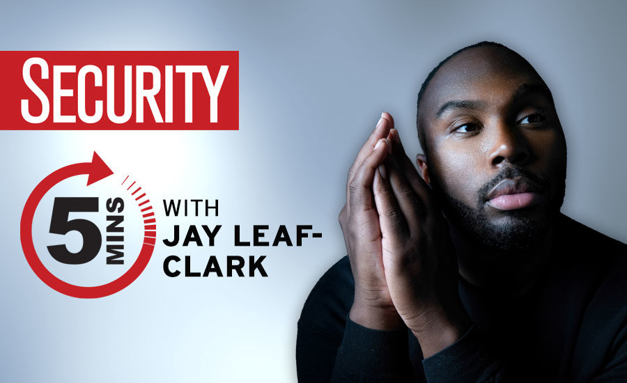 5 minutes with Jay Leaf-Clark - Getting started in cybersecurity