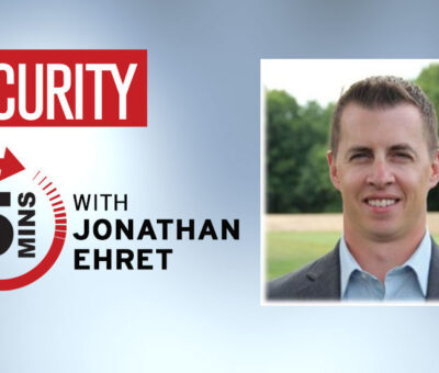 5 minutes with Jonathan Ehret – The need for third-party risk management in cybersecurity