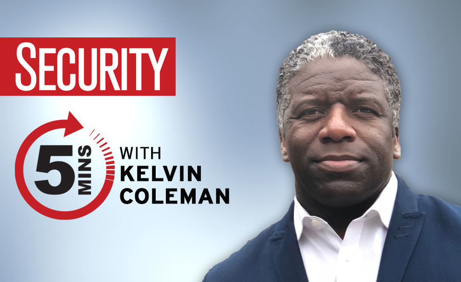 5 minutes with Kelvin Coleman - Remote learning and data privacy issues