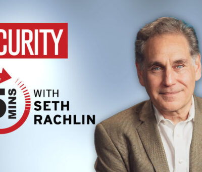 5 minutes with Seth Rachlin – SolarWinds, cyberattacks and cyber insurance